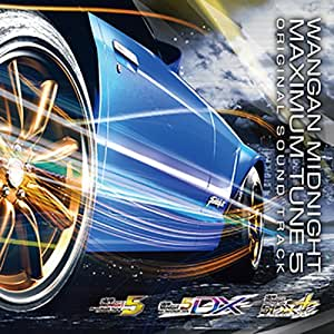 【Amazon.co.jp限定】湾岸ミッドナイト MAXIMUMTUNE5 ORIGINAL SOUNDTRACK(『湾岸ミッドナイトMAXIMUM TUNE 5 Original Sound Track』ステッカー 付)