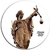 Weekino 正義の女神ローマイタリア冷蔵庫マグネット3Dクリスタルガラス観光都市旅行お土産コレクションギフト強い冷蔵庫ステッカー