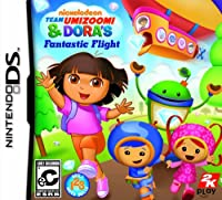 Dora & Team Umizoomis Fantastic Flight (輸入版:北米) DS