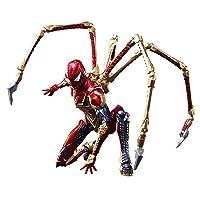 マーベル ユニバース ヴァリアント ブリングアーツ DESIGNED BY TETSUYA NOMURA スパイダーマン 可動フィギュア
