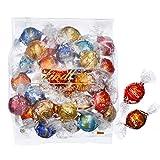 【公式】リンツ (Lindt) チョコレート リンドール 10種類アソート 詰め合わせ [Aタイプ] 個包装 30個入り…