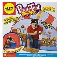 AlexおもちゃPirateポップアップテントPlayセット