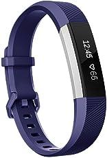 Austrake バンド for Fitbit Alta/Fitbit Alta HR 交換バンド ベルト 柔らかいシリコン 穴留め式 男女兼用
