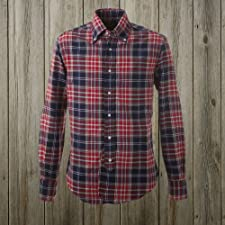 Gitman Vintage Hopsack Buttondown Shirt