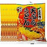 五木食品 五木庵天ぷらうどん 210g×10個