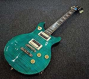 Epiphone エピフォン エレキギター Limited Edition Tak Matsumoto DC Standard Aqua Blue