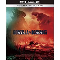 ゴジラvsコング 4K Ultra HD Blu-ray3枚組