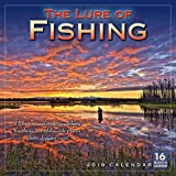 The Lure of Fishing 2019 Calendar