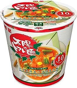 明星 太陽のトマト麺監修 トマトのスープはるさめ 33g×6個