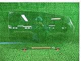トヨタ 純正 プリウス W20系 《 NHW20 》 左リアドアガラス P91500-16017497