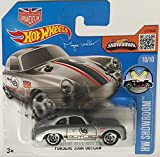 Silver PORSCHE 356A OUTLAW Hot Wheels 2016 Showroom Series #10/10 Magnus Walker Special 1:64 Scale Collectible Die Cast