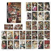 Hippyt KPOP 人気韓流グッズ twice トゥワイス 「YES OR YES」 カード LOMOカード トレジャーカード 写真 新年 全員 新しい 最新 ミニ 応援グッズ 人気 30枚セット