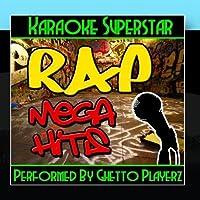 Karaoke Superstar: Rap Mega Hits【CD】 [並行輸入品]