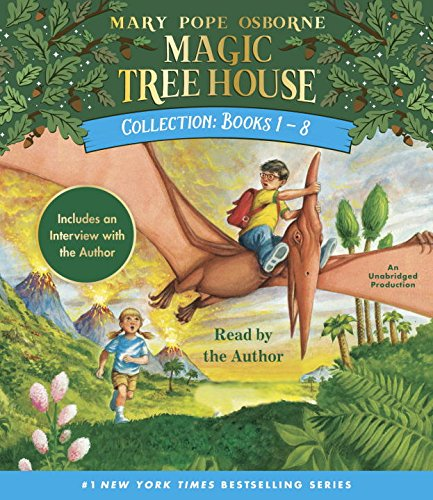Magic Tree House Collection: Books 1-8: Dinosaurs Before Dark, The Knight at Dawn, Mummies in the Morning, Pirates Past Noon, Night of the Ninjas, Afternoon on the Amazon, and more! (Magic Tree House (R))の詳細を見る