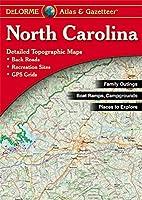 North Carolina Atlas & Gazetteer (DeLorme Atlas & Gazetteer)