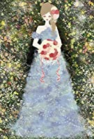 おたより本舗 ポストカード「dress -blue-」 by Mamayon A012_10 10枚