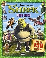 Shrek. Libro gioco. Con adesivi