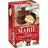 森永製菓 マリーで仕立てたマシュマロサンド 8個 ×5箱