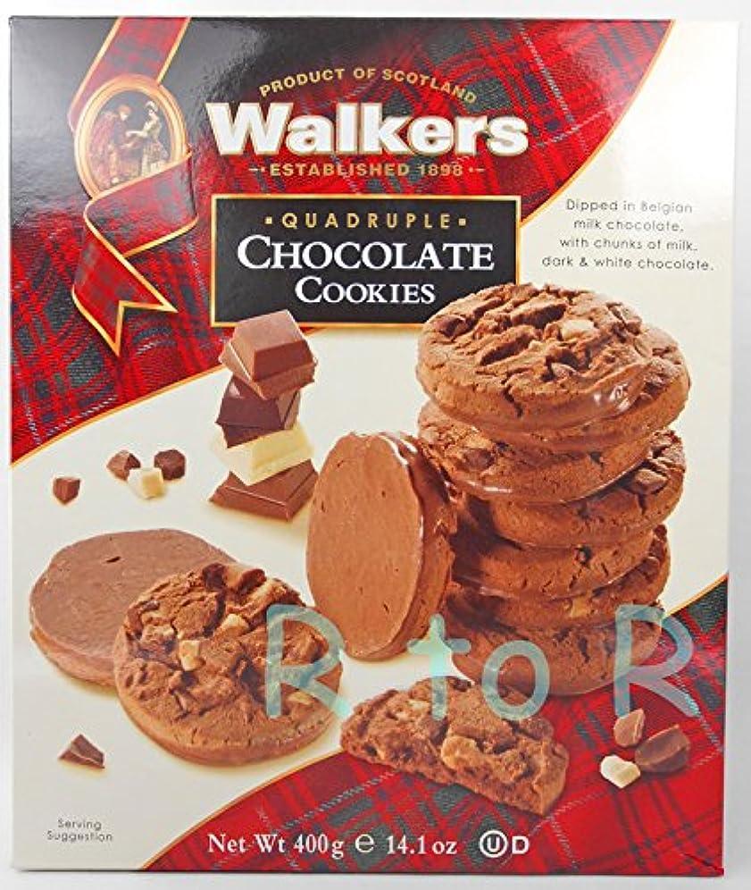 病院バンジョー真実にWALKERS SHORTBREAD チョコレートチャンククッキー 400g