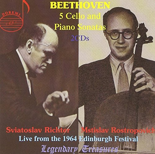Complete Beethoven Cello Sonatas