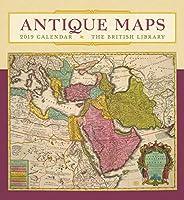 Antique Maps 2019 Calendar