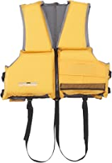 キャプテンスタッグ(CAPTAIN STAG) ライフジャケット シーサイドフローティングベスト2 イエローMC-2549
