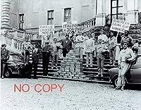 直輸入、大きな写真「ミニミニ大作戦」金塊とスナップ写真