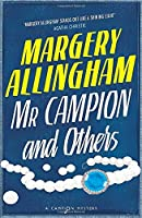 Mr Campion & Others by MARGE ALLINGHAM(1905-07-07)