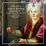 Romberg: Symphony No 4 Alla Tu