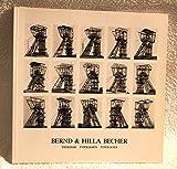 Bernd und Hilla Becher. Typologien