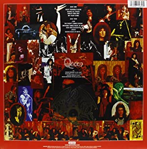 Queen (Coll) (Reis) (Ogv) [12 inch Analog]