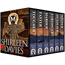 MacLarens of Fire Mountain Historical Western Romance Series Boxed Set Books 1 -6
