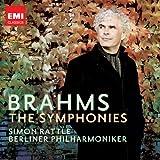 ブラームス:交響曲全集(DVD付)