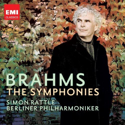 ブラームス:交響曲全集(DVD付)の詳細を見る