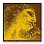 EVAH PIRAZZI GOLD エヴァ ピラッツィ ゴールド ヴァイオリン弦A・D・G線セット(G線ゴールド巻)