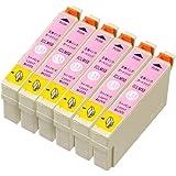 エプソン汎用インク ICLM50対応汎用インク ライトマゼンダ6本
