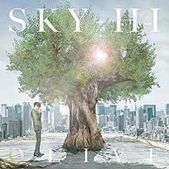 SKY-HI「Over the Moon」のジャケット画像