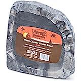 Fluker's 66035 Corner Rock Dish/Bowl for Hermit Crabs, Small