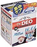 カーメイト 車用 消臭剤 ドクターデオ(Dr.DEO) スチーム 浸透タイプ 大型 置き型 無香 安定化二酸化塩素 330g D220