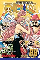 One Piece, Vol. 66 by Eiichiro Oda(2013-03-05)