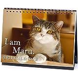 2021年 まるちゃん(卓上)カレンダー 1000115887 vol.029
