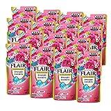 【ケース販売】フレアフレグランス 柔軟剤 フローラル&スウィートの香り 詰替用 480ml×15個