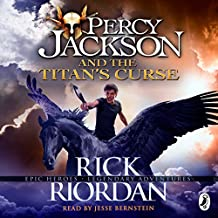The Titan's Curse: Percy Jackson, Book 3