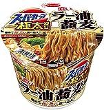 エースコック スーパーカップ極太盛り 濃いラー油蕎麦 137g×12個
