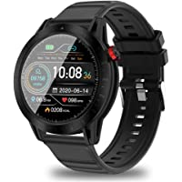 Smart Watch with App GPS, 3 ATM Waterproof, Multi-Motion Mode, Step Counter, Incoming Calls…
