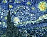 Vincent Van Gogh Starry Night 90x72