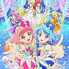 【Amazon.co.jp限定】アイカツフレンズ! Blu-ray BOX 3 (描き下ろしB2布ポスター[蝶乃舞花]付)
