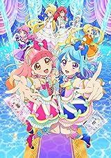 アニメ「アイカツフレンズ!」BD-BOX全4巻の予約開始