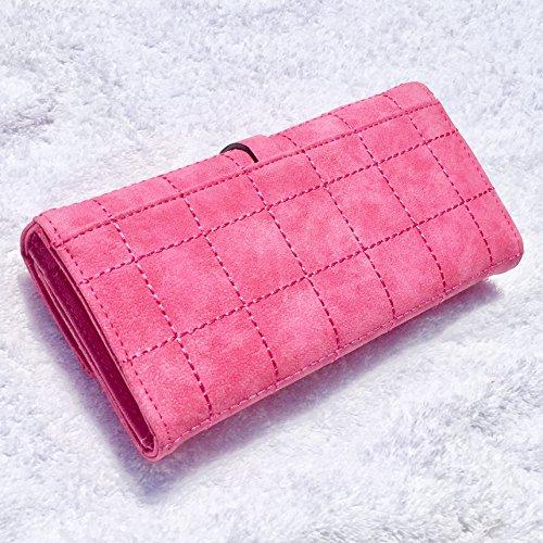 財布 レディース 長財布 人気 三つ折り 高品質なやわらか素材 5色 SLEEP SHEEP