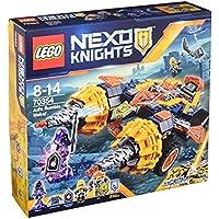 レゴ(LEGO)ネックスナイツ アクセルのランブル?メイカー 70354